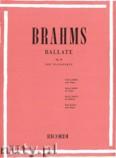 Ok�adka: Brahms Johannes, Ballades, Op. 10 pour piano