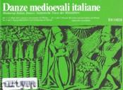 Okładka: Castellani Marcello, Danse Medioevali Italiane