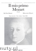 Okładka: Mozart Wolfgang Amadeusz, Il Mio Primo Mozart