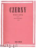 Ok�adka: Czerny Carl, Toccata, Op. 92