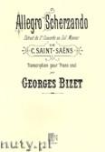 Okładka: Saint-Saëns Camille, Allegro Scherzando, Op. 22