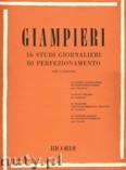 Okładka: Giampieri Alamiro, 16 Studi Giornalieri Di Perfezionanamento per Saxofono