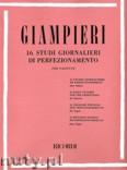 Okładka: Giampieri Alamiro, 16 Studi Giornalieri Di Perfezionamento per Fagotto