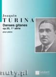 Okładka: Turina Joaquin, Danses Gitanes, Op. 55, 1re série pour piano
