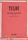 Okładka: Tulou Jean Louis, Metodo Populare per Ottavino (Flute/Piccolo)