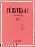 Okładka: Fürstenau Anton Bernhard, 26 Esercizi per flauto Op. 107, 2 Fascicolo