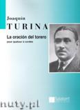 Okładka: Turina Joaquin, La oración del torero