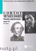 Ok�adka: Mendelssohn-Bartholdy Feliks, Rondo Capriccioso, op. 14