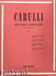 Okładka: Carulli Ferdinando, Método Completo per Chitarra