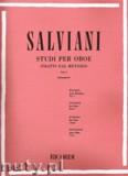 Okładka: Salviani Clemente, Etudes - Volume I (Oboe)