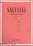 Okładka: Salviani Clemente, Studi per Oboe Vol. 2