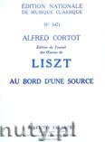 Okładka: Liszt Franz, Au Bord D'une Source pour piano