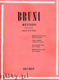 Okładka: Bruni B., Metodo Seguito (25 Studi) It/fr/en