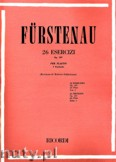 Okładka: FŘrstenau Anton, 26 Exercises, Op. 107, Book 1