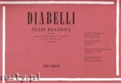 Ok�adka: Diabelli Antonio, 28 Melodious Pieces On 5 Notes, Op. 149
