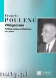 Okładka: Poulenc Francis, Villageoises