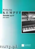 Ok�adka: Kempff Wilhelm, Sonate Op. 47