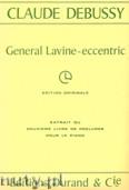 Okładka: Debussy Claude, General Lavine-eccentric