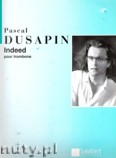 Okładka: Dusapin Pascal, Indeed