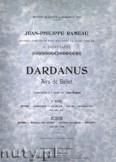 Okładka: Rameau Jean-Philippe, Dardanus Suite No. 2