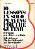 Okładka: Gavall John, Ten Lessons In Solo Playing, Book 2