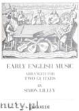 Okładka: Lilley Simon, Early English Music
