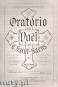 Okładka: Saint-Saëns Camille, Tecum Principium Op. 12, No 7