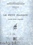 Okładka: Czerny Carl, Le Petit Pianiste, Vol. 2, Op. 823