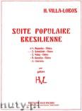 Okładka: Villa-Lobos Heitor, Suite Populaire Bresilienne - No. 2: Schottish-choro