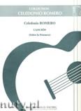 Ok�adka: Romero Celedonio, Canci�n