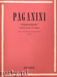 Okładka: Paganini Niccolo, Napoléon. Sonata sulla IV corda