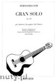 Okładka: Sor Fernando, Gran Solo, Op. 14