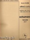Okładka: Schumann Robert, Toccata, Op. 7