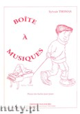 Okładka: Thomas Sylvain, Boîte a Musiques