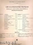 Ok�adka: Couperin Francois, Les Satyres