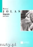Okładka: Jolas Betsy, Signets (Hommage A Maurice Ravel)