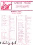 Ok�adka: Fabini Eduardo, Mozartienne (Pujol 1225)