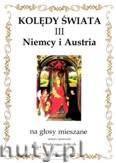 Ok�adka: So�tysik W�odzimierz, Kol�dy �wiata III Niemcy i Austria
