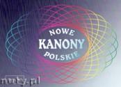Okładka: Mazur Marcin Łukasz, Nowe kanony polskie