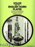 Ok�adka: , Solos for the English Horn Player with Piano Accompaniment