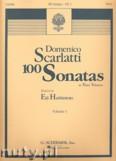 Okładka: Scarlatti Domenico, 100 Sonatas, Volume 1