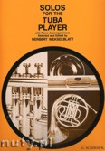 Ok�adka: Wekselblatt Herbert, Solos For The Tuba Player