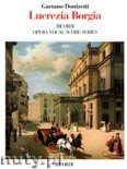 Okładka: Donizetti Gaetano, Lucrezia Borgia