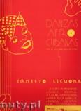 Okładka: Lecuona Ernesto, Danzas Afro-Cubanas