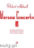 Okładka: Addinsell Richard, Warsaw Concerto