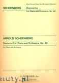 Okładka: Schönberg Arnold, Concerto, Op. 42
