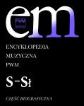 Okładka: , Encyklopedia muzyczna PWM t.9 - S-Sł