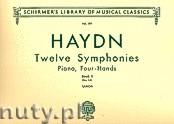 Okładka: Haydn Franz Joseph, 12 Symphonies, Book 1