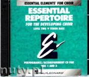 Okładka: O'Hern Michael, Essential Repertoire For The Developing Choir