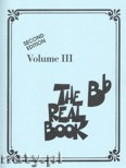 Ok�adka: , The Real Book, vol. 3